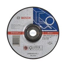Bosch 180x8.0 mm Expert for Metal Bombeli Taşlama Diski