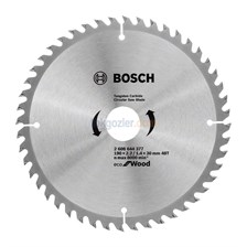 Bosch Optiline Eco for Wood 190x30 mm 48 Diş Daire Testere Bıçağı