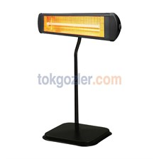 Kumtel EXP-18 Ecoray 1800 W Mobile Infrared Isıtıcı